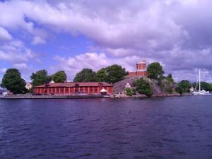 Stockholm vista